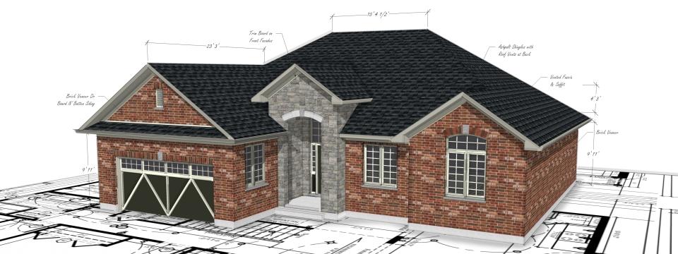 Plan De Maison Pour Construction Neuve  Montral