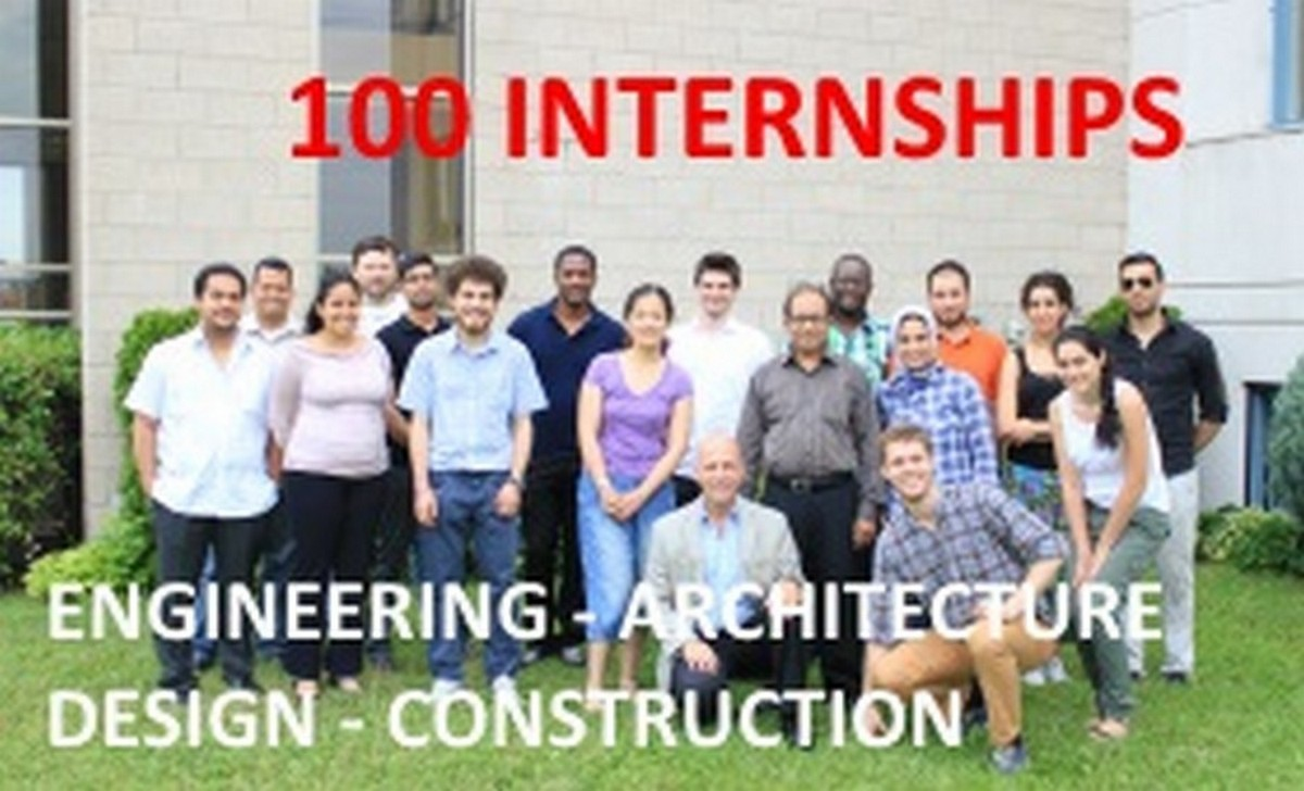 Internships And Jobs For Immigrants In Montreal Engineers Architects Technicians Construction