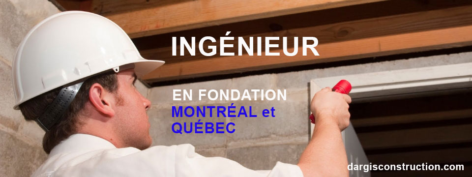ingenieur en fondation