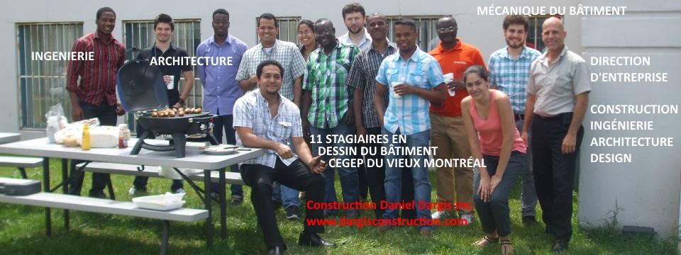 Stage cegep du vieux montreal en ingenierie genie for Cegep vieux montreal piscine