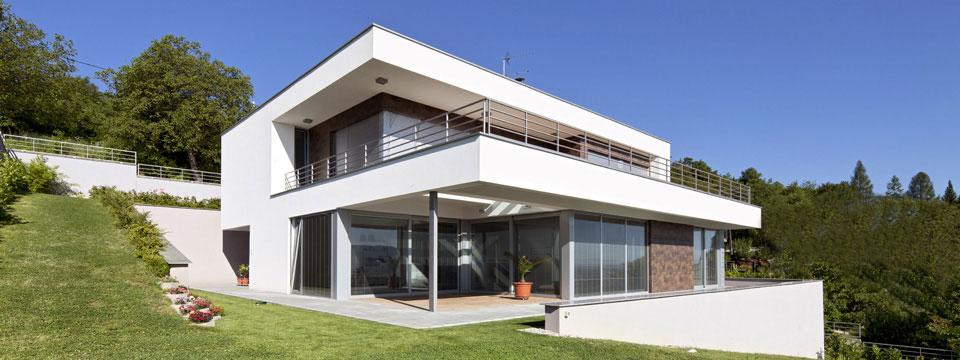 Maison moderne à montréal