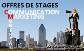 offres de stages communication marketing vente affaires montreal 280x170