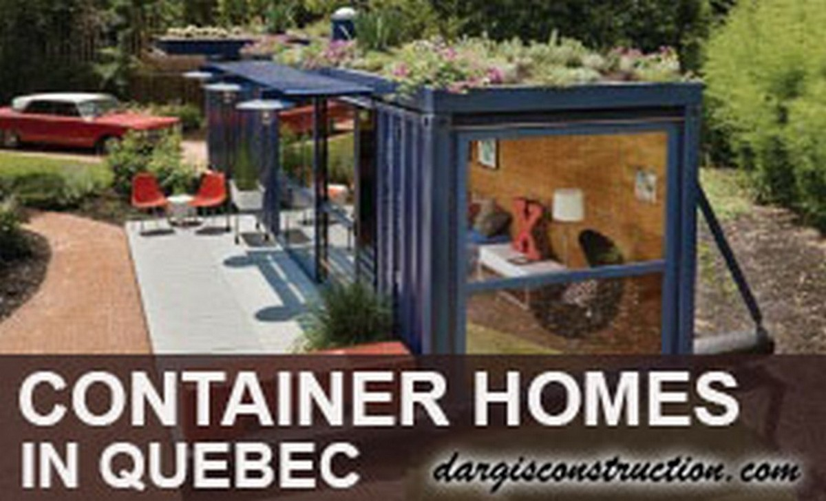Fabricant De Maison Container container homes general contractor plan design construction